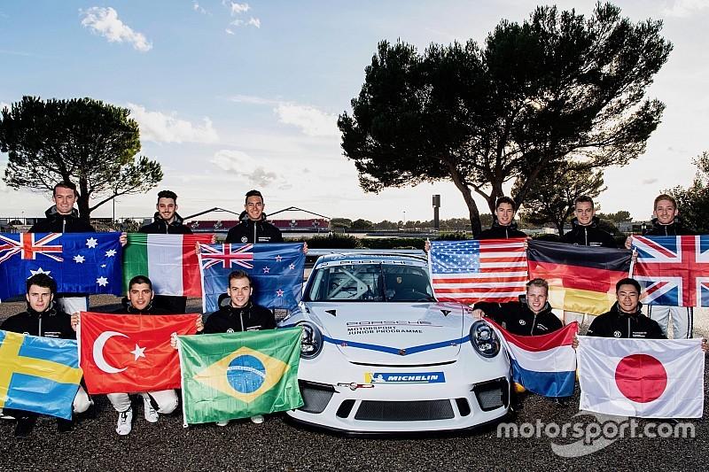 Carrera Cup Italia, Quaresmini ha completato lo Shoot Out Porsche a Le Castellet