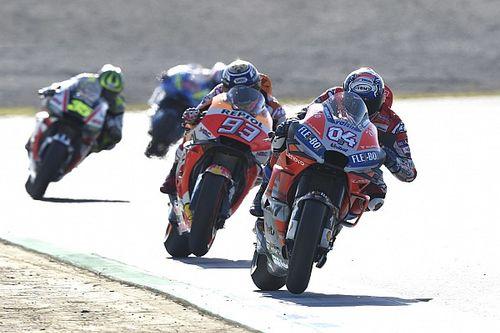 """MotoGPコラム:""""敗者には何もやるな""""捲土重来を期すドヴィツィオーゾ"""