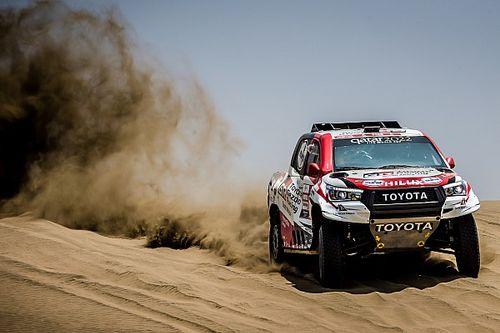 Toyota buru kemenangan perdana Dakar