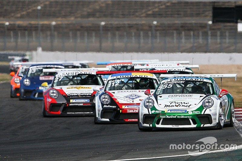 L'heure de vérité pour les prétendants aux titres en Porsche Carrera Cup France