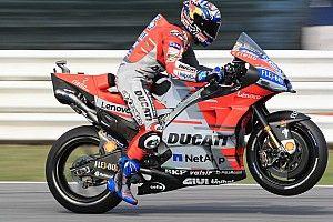 MotoGP Misano: Dovizioso kendi evinde kazandı, Lorenzo düştü!