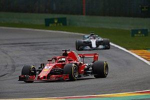 Formel 1 Belgien 2018: Vettel lässt Hamilton keine Chance