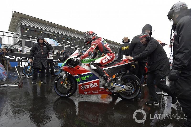 """Vélemény: """"Silverstone-nak nincs ürügye a MotoGP verseny lefújására"""""""