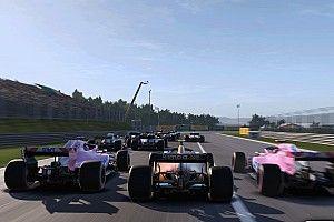 La F1 eSports Pro Series 2018 arranca en Londres