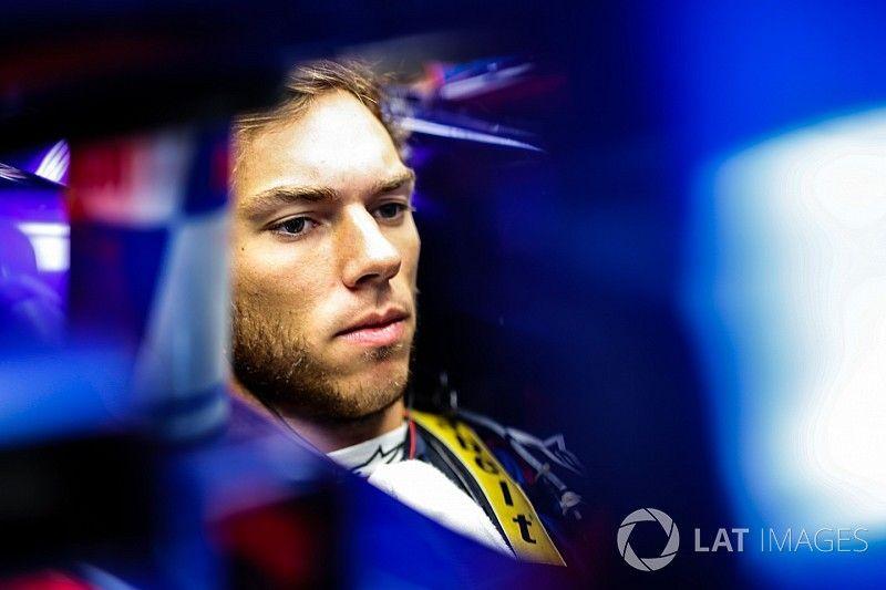 Gasly: F1'in genç pilotlar için daha adil sisteme ihtiyacı var