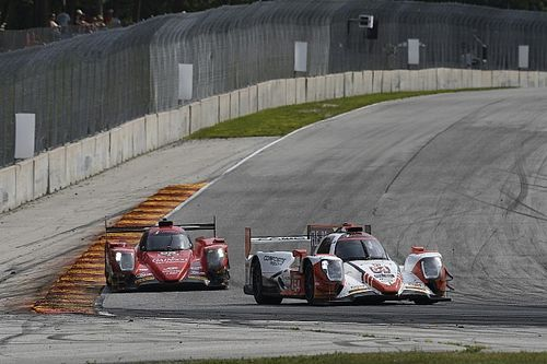IMSA slows down LMP2s for first time at Laguna Seca