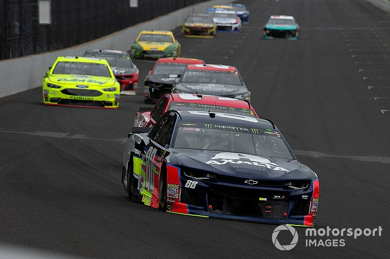 NASCAR Indianapolis complete weekend schedule