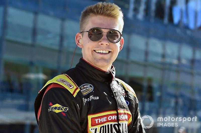 Myatt Snider to compete full time in NASCAR Euro Series