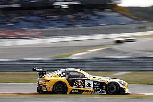 Marciello y Meadows se hacen con el título de las Blancpain Sprint en Nurburgring