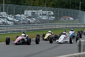 Vanier, Ritter both win F1600 races at Mont-Tremblant