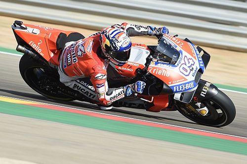 """Dovizioso: """"Domani mi giocherò la gara con Marquez e Lorenzo. Siamo sullo stesso piano"""""""