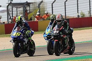 MotoGP Aragon 2018: Das Rennergebnis in Bildern