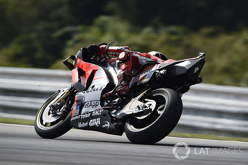 Duo Ducati akan pakai fairing aerodinamika baru