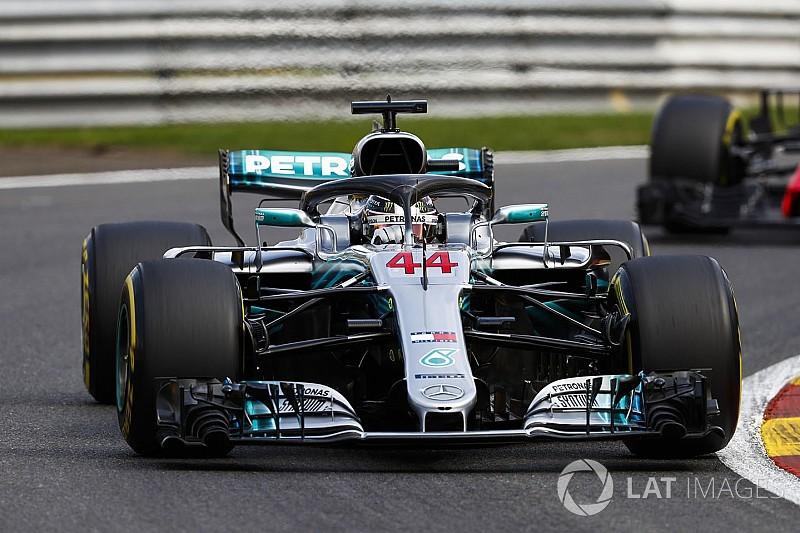 Hamilton: Ferrari ve Mercedes benzer seviyede güncelleme getiriyor