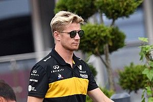 Hulkenberg set to start Belgian GP from back of grid