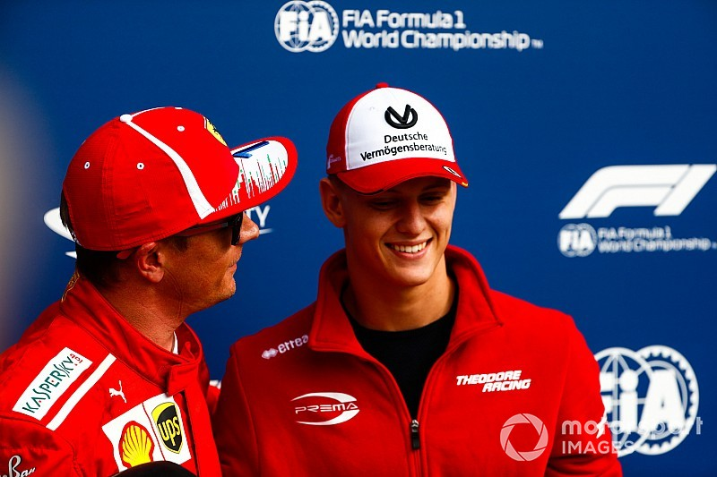 "Ferrari: Door ""always open"" for Mick Schumacher"