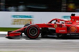 """Vettel: """"Non sono soddisfatto del mio giro, fortunatamente parto in seconda piazza"""""""