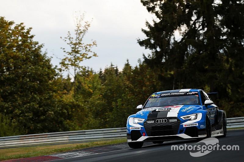 L'Audi del Møller Bil Motorsport Team vince per la terza volta consecutiva al Nordschleife