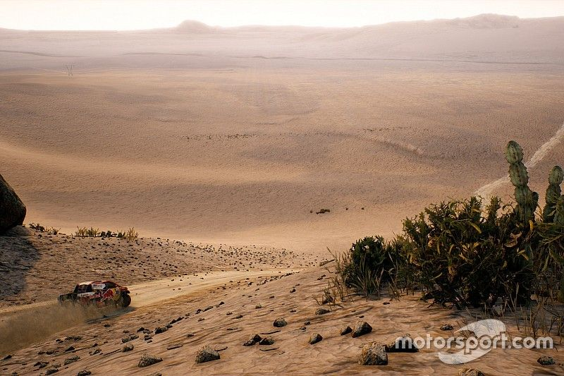 'Dakar 18', el pionero de los raids