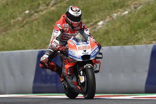 """Lorenzo: """"La Ducati ha dimostrato grande sportività liberandomi per il test con la Honda"""""""