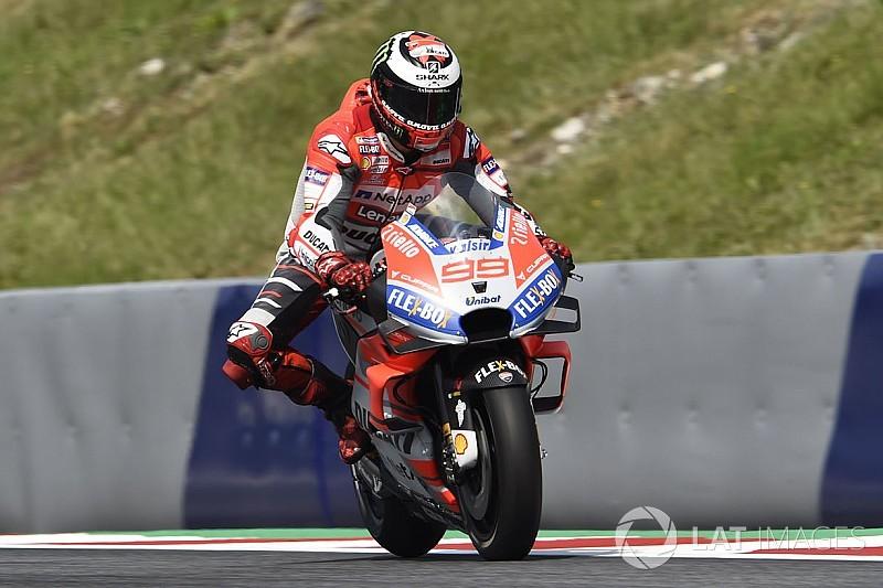 Lorenzo: Ducati mostrou espírito esportivo ao me deixar fazer testes com Honda