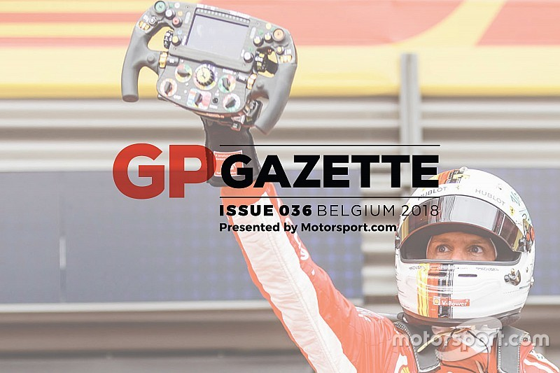 Issue #36 of GP Gazette is online now