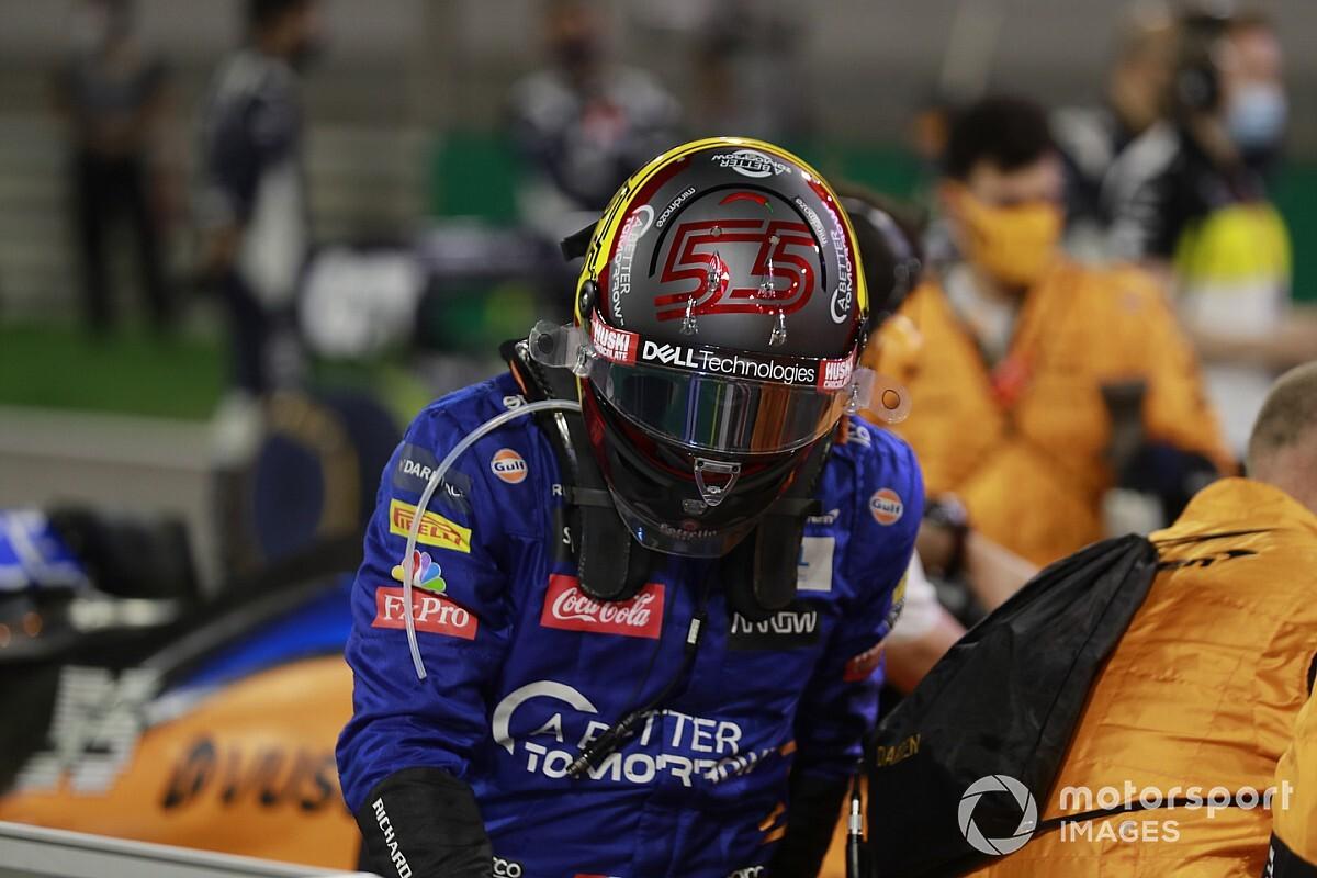Sainz'ın tutarlılığı Ferrari'yi etkilemiş