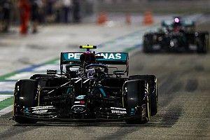 La grille de départ du Grand Prix de Sakhir
