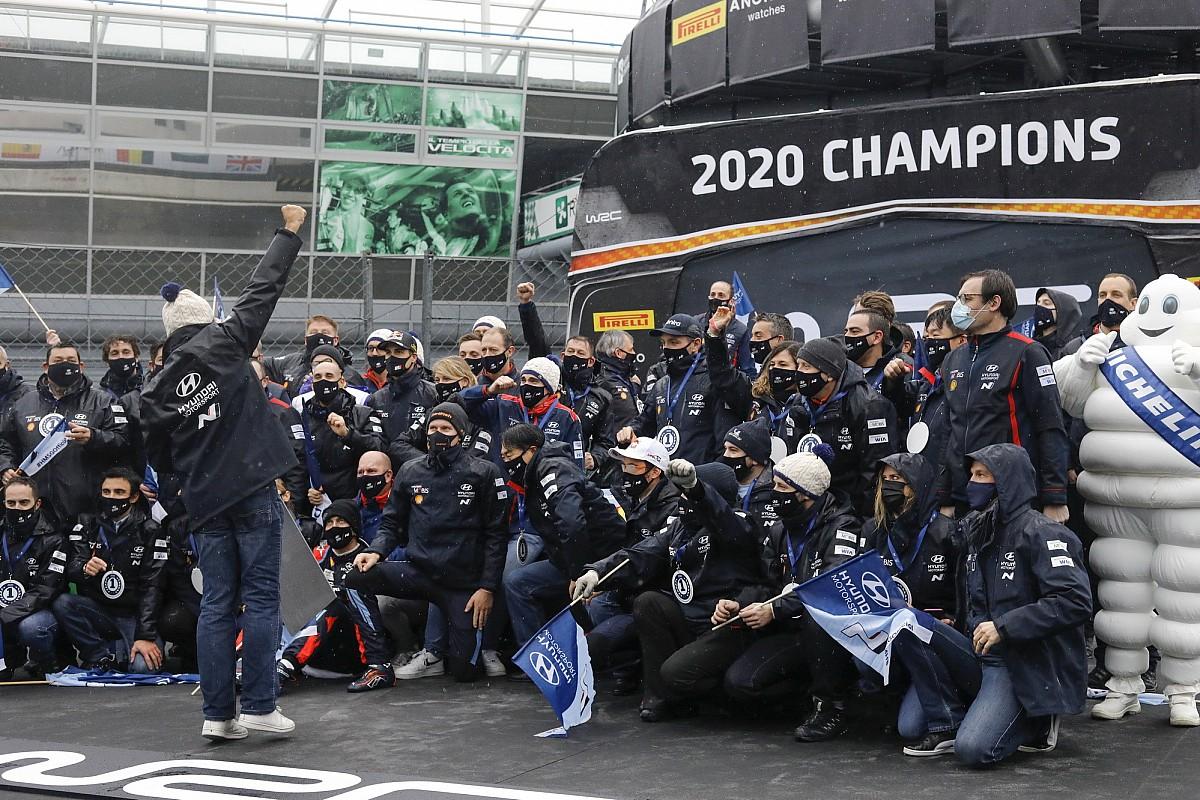 WRC: Hyundai, ecco il titolo della conferma. Quello più difficile