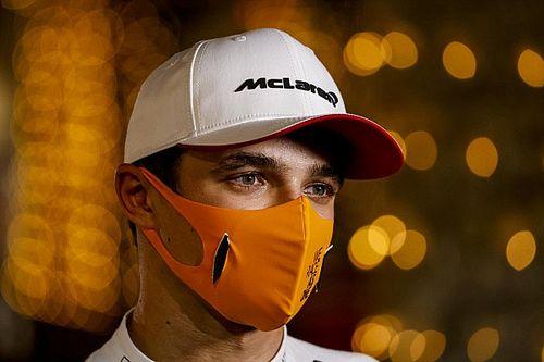 """Norris na eerste ronden in de MCL35M: """"Voelde goed"""""""