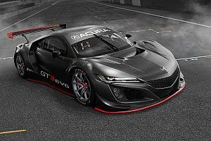 Magnus, Archangel to run Acura NSX in IMSA GTD