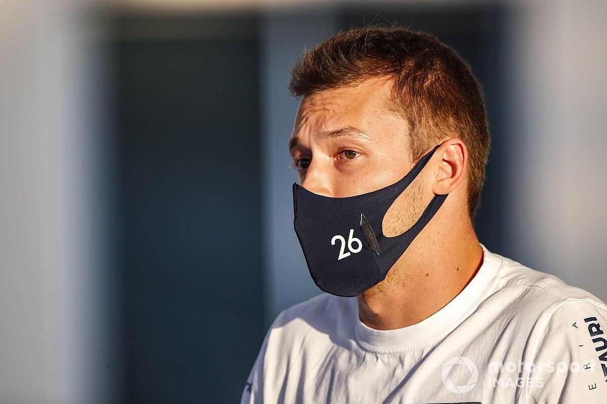 Kvyat: Estar en un equipo top sería diferente ahora