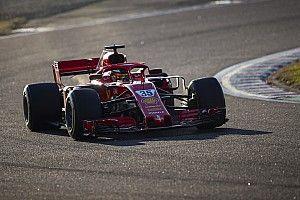 Galeri: Ferrari'nin Fiorano testinin ilk gününden kareler
