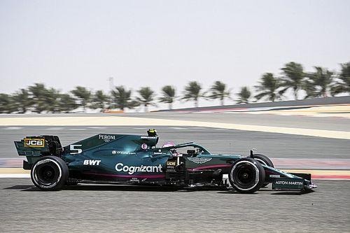 Fedélzeti kamerás körön Vettel és az Aston Martin!