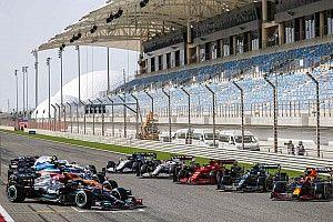3725 кругов. Полная статистика тестов Формулы 1 в Бахрейне