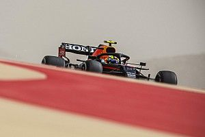 FOTOS Y VIDEO: Sergio Pérez Red Bull Racing en Bahréin