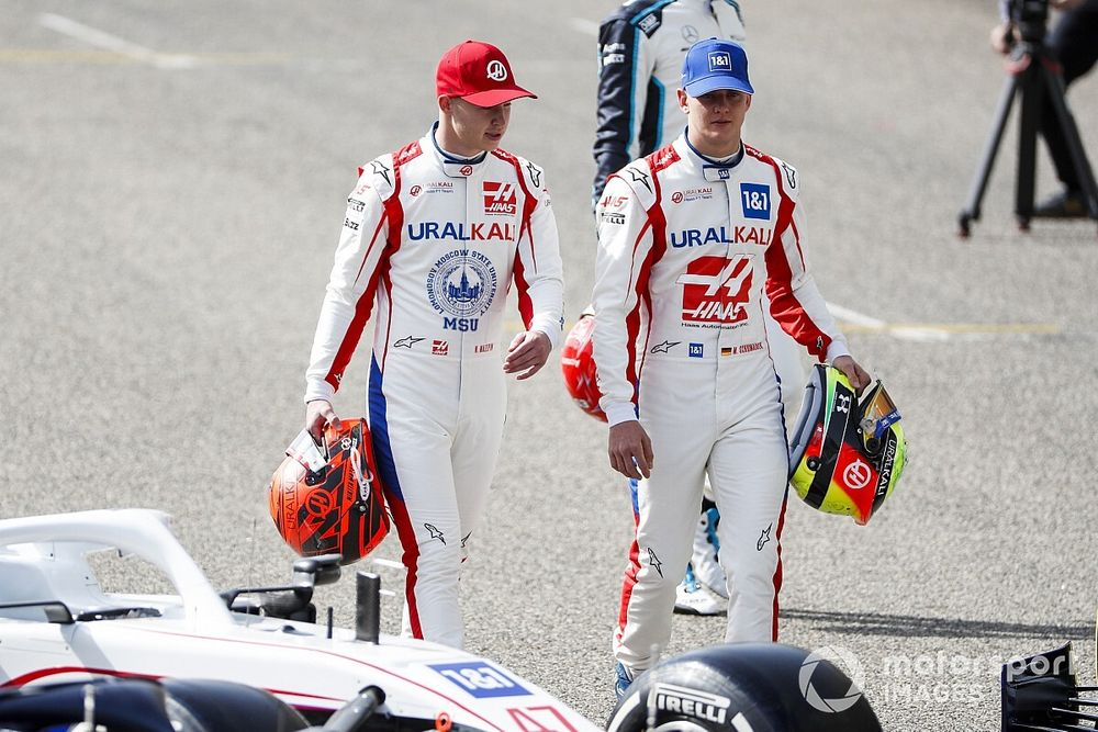 """Schumacher was warned about """"aggressive"""" Mazepin in karting"""