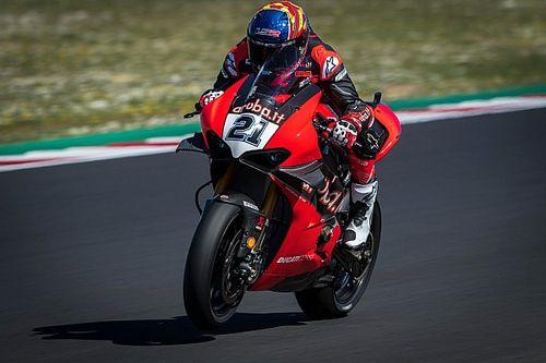 Fotogallery: i test di Misano del mondiale Superbike
