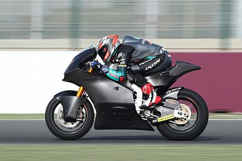 "Test Moto2 Qatar, Giorno 2: Vierge con la top 6 in 0""089"