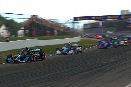 Alex Palou ya gana en la IndyCar... virtual
