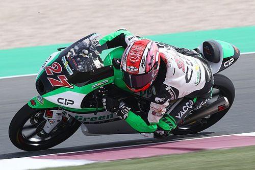 Moto3, Qatar, Libere 2: brilla Toba, Antonelli sesto