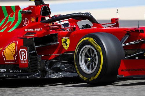 Ferrari a travaillé la gestion des pneus samedi à Bahreïn