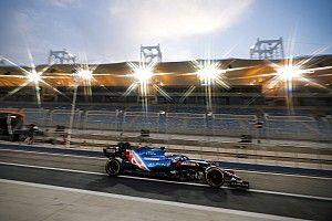 Lees terug: Liveblog - De tweede dag van de F1-wintertest in Bahrein