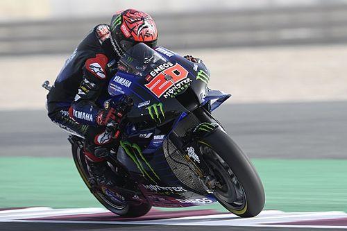 MotoGPドーハFP3:風強く砂塵舞う難コンディション。クアルタラロ首位もタイムは初日に及ばず