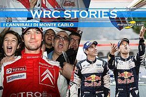 WRC: i cannibali di Monte Carlo