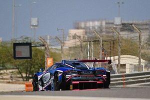 McLareny na czele w Bahrajnie