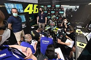 "Rossi: Atmosphere within Petronas SRT team ""beautiful"""