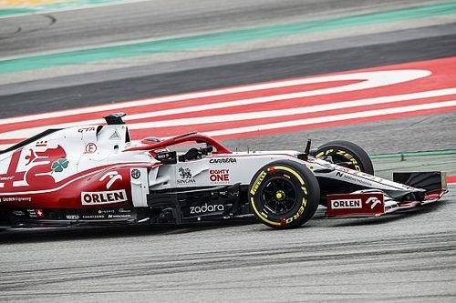 F1: Alfa Romeo svela la line up piloti per i test in Bahrain