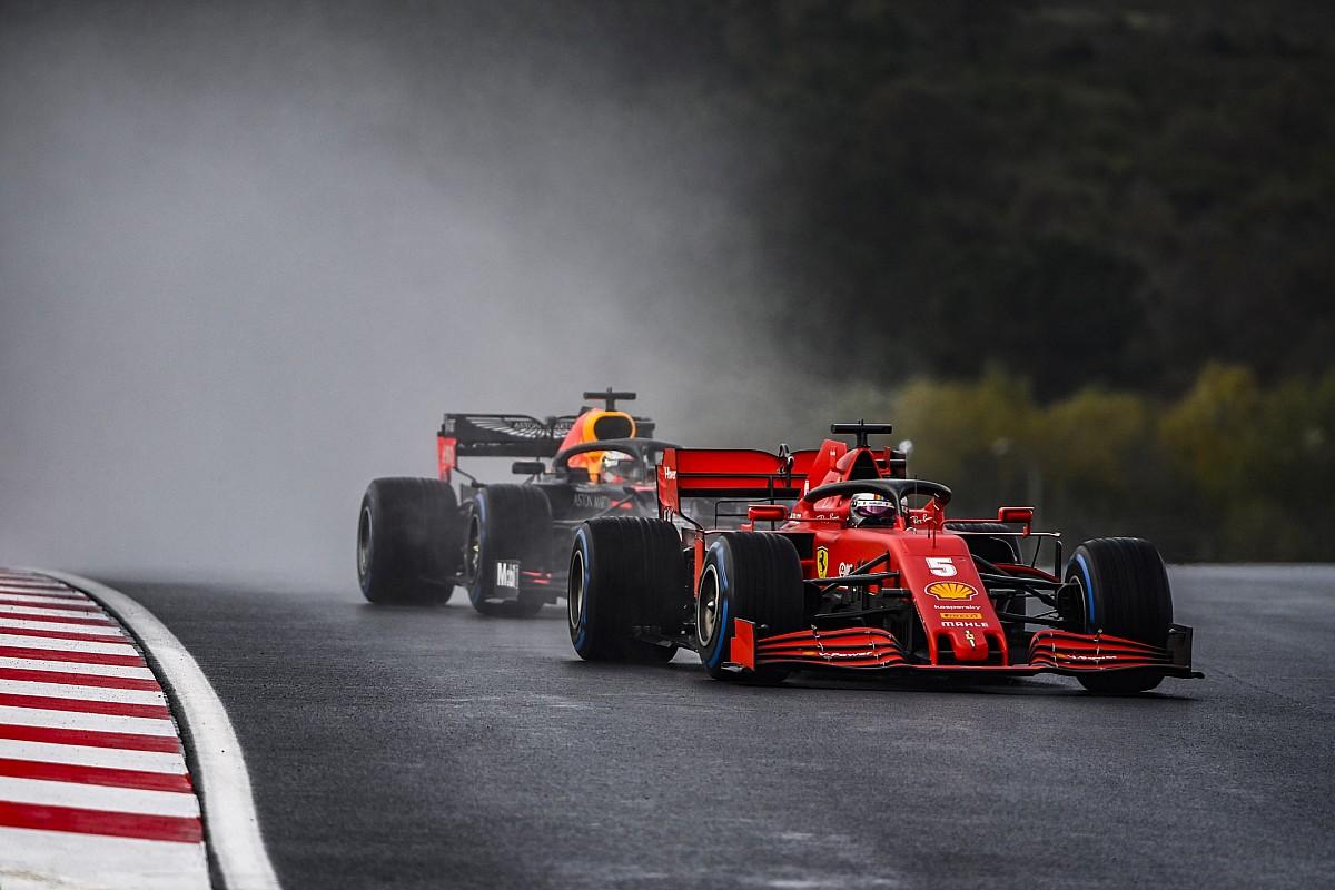 Az F1 túlságosan steril lett – Vettel