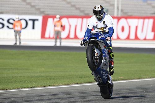"""Mir diz que corrida que lhe rendeu o título da temporada da MotoGP foi um """"pesadelo"""""""